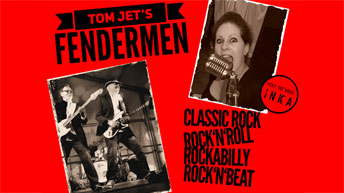 Tom Jet & the Fendermen feat. Inka