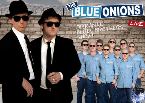 The Blue Onions