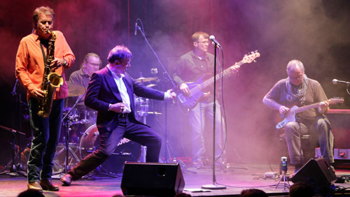 Frankfurt City Blues Band; Foto: © 2013 Specht. All rights reserved. www.rockpictures.de